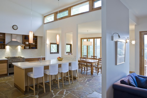 A Classic Ranch Style Made Bright and Airy