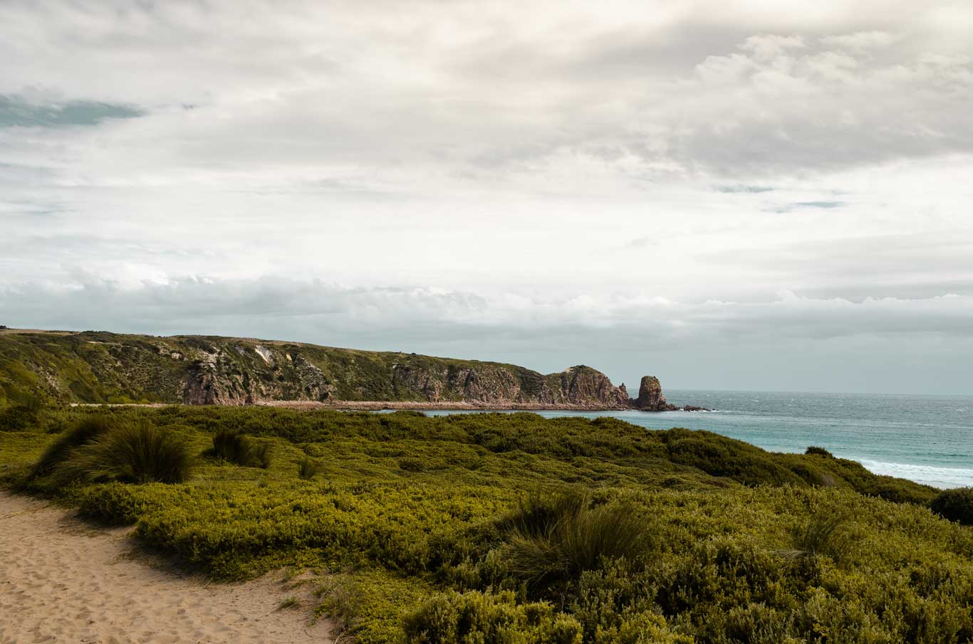 victorian coastal nature